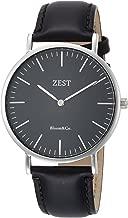 [ゼスト] 腕時計 JD-2708-001-BK-SV-L 正規輸入品 シルバー