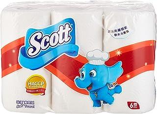 Scott Kitchen Towel, 6 Rolls