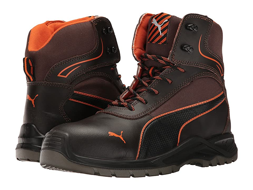 PUMA Safety Atomic (Brown) Men