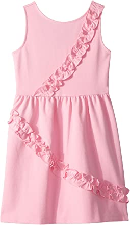 Sleeveless Ruffle Dress (Toddler/Little Kids/Big Kids)