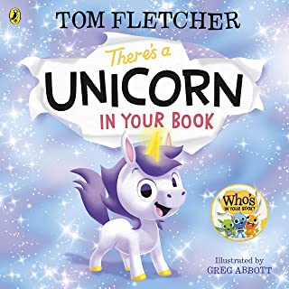 There's a Unicorn in Your Book: Number 1 picture-book bestseller