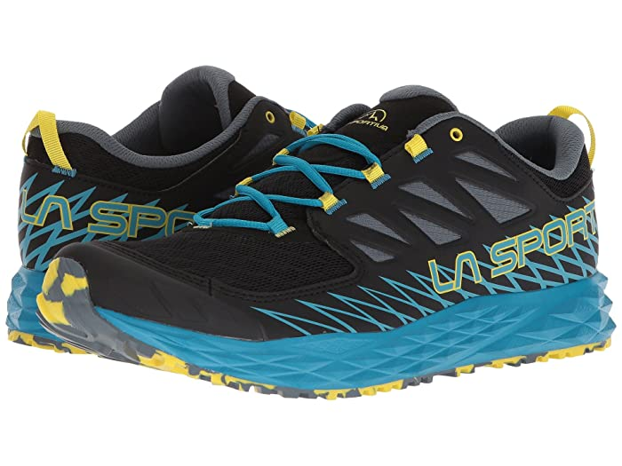 Lasportiva Men Lycan Black yellow45 Gtx 1JTFlKc3