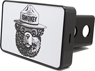 Bright Hitch - Smokey The Bear Firefighting Wildfire Hitch Cover