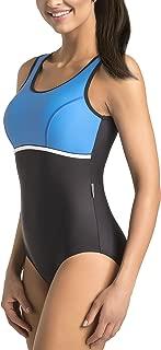 Gwinner Women's Marietta One Piece Padded Athletic Swimsuit