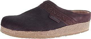 Stegmann Linz Women's Leather Comfort Slip On Clog