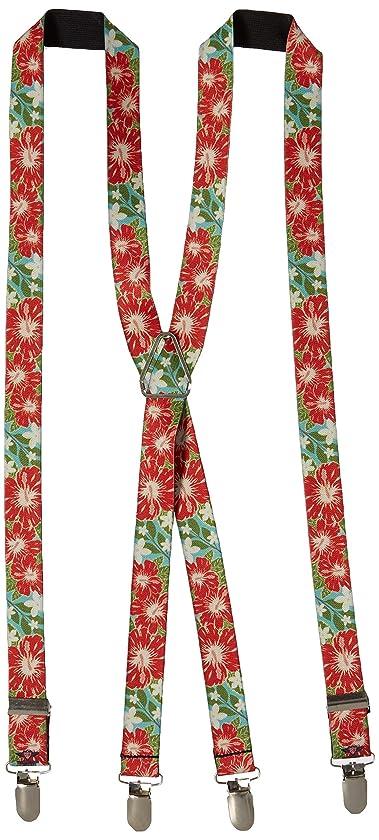 Buckle-Down Suspender - Hibiscus