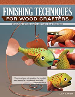 Best painting wood carvings with acrylics Reviews