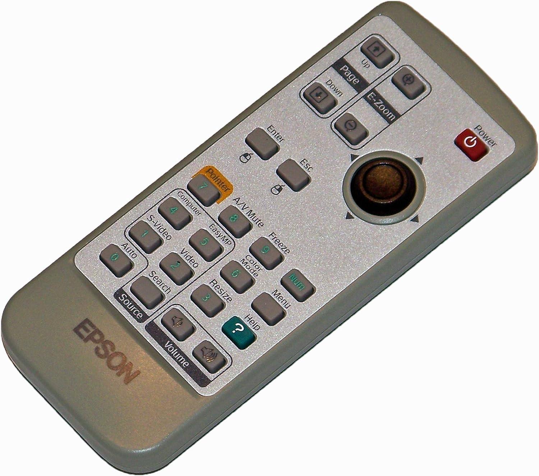 Epson Projector Remote Control: PowerLite 737c, PowerLite 740c, PowerLite 745c, PowerLite 750c, PowerLite 755c, PowerLite 760c, PowerLite 765c