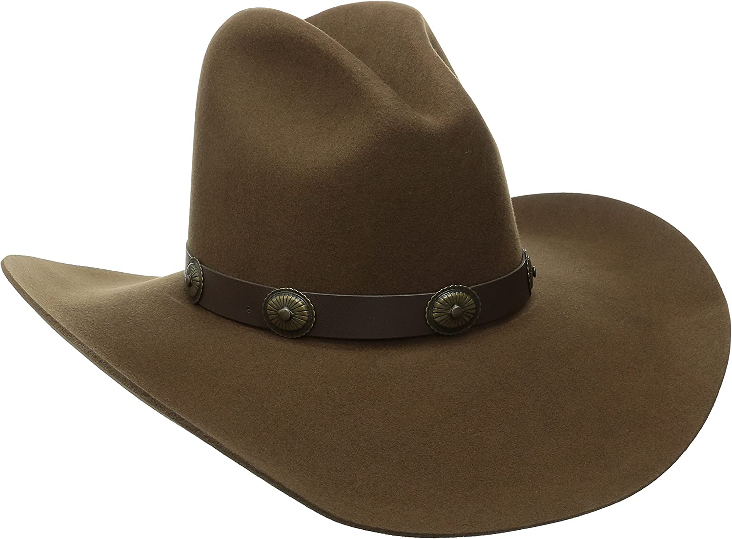 Bailey Of Hollywood Western Men S Wool Felt Tombstone Hat At Amazon Men S Clothing Store