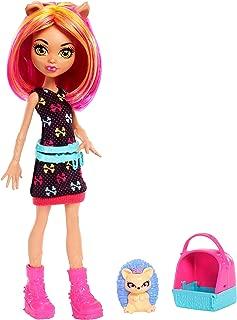 Monster High Monster Family Howleen Wolf & Cushion Doll + Pet