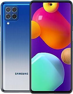 Samsung Galaxy M62 Dual SIM, 128GB 8GB RAM LTE (UAE Version), Blue