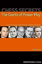 Chess Secrets: The Giants of Power Play: Learn from Topalov, Geller, Bronstein, Alekhine and Morphy