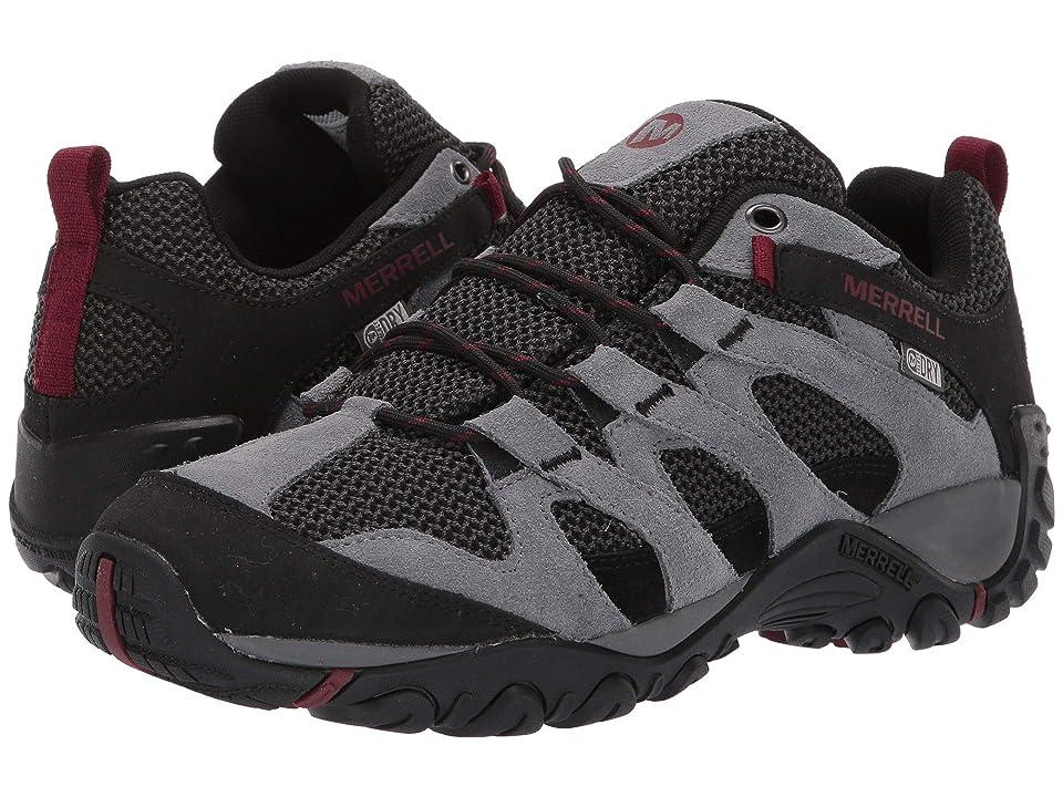 Merrell Alverstone Waterproof (Castlerock) Men's Shoes