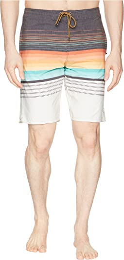 Sandbar Cruzer Superfreak Series Boardshorts