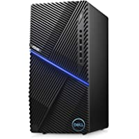 Dell G5 Gaming Desktop with Intel Hex Core i5-10400F / 8GB / 1TB / Win 10 / 6GB Video