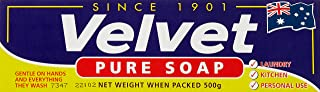 Velvet Laundry Soap 4pk