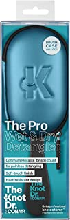 The Knot Dr. For Conair The Pro with Case Blue