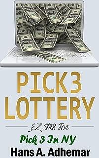 Pick 3 Lottery: EZ Str8 For Pick 3 In NY