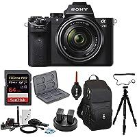 Sony Alpha a7II Mirrorless Camera w/28-70mm + 64GB Card Kit