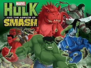 Marvel's Hulk and the Agents of S.M.A.S.H. Season 2