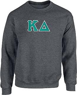 Kappa Delta Twill Letter Crewneck Sweatshirt