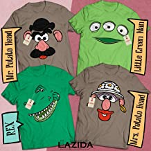 Toys Squad Cartoon Character Halloween Group Costume Friends Family BFF Siblings T-Shirt   Hoodie   Tank Top   Sweatshirt   Long Sleeve