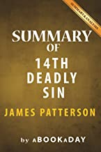 Summary of 14th Deadly Sin: (Women's Murder Club) by James Patterson and Maxine Paetro   Summary & Analysis
