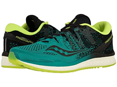 Saucony Freedom ISO2 (Teal/Black) Men