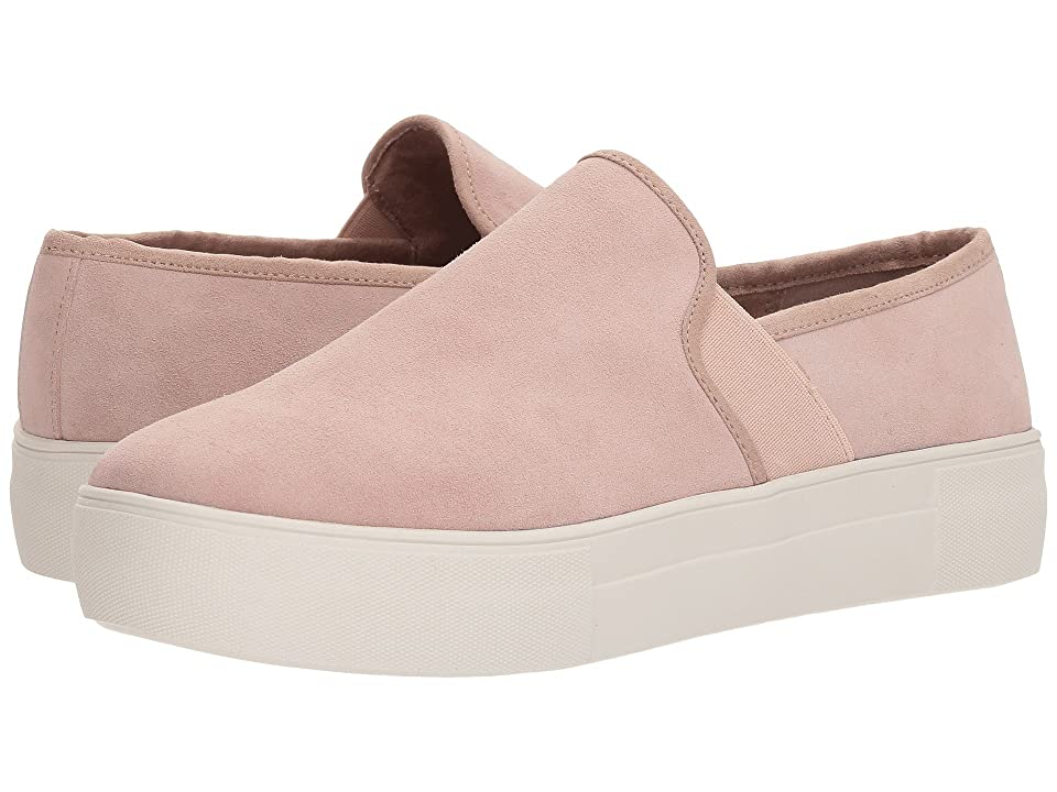 Blondo Glance Waterproof Sneaker (Light Pink Suede) Women