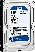 【国内正規代理店品】Western Digital WD Blue 内蔵HDD 3.5インチ スタンダードモデル 1TB SATA 3.0(SATA 6Gb/s)  WD10EZEX