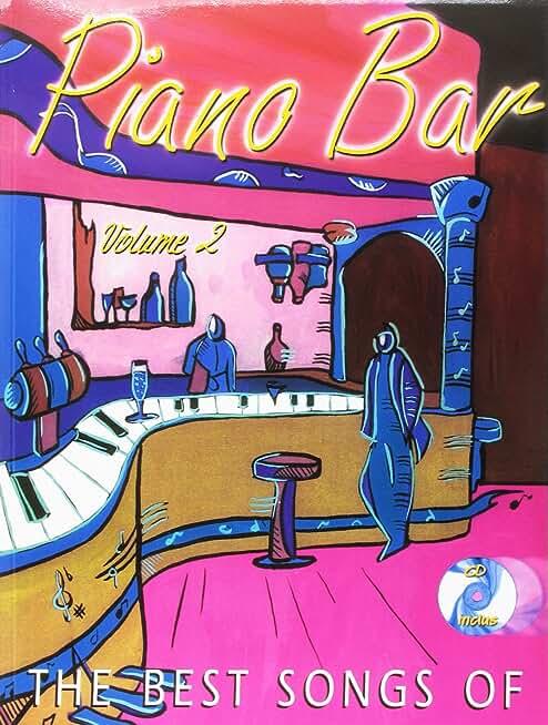 best songs of piano bar vol 2  (+ 1 CD)