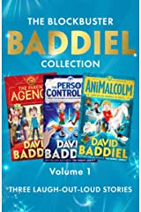 The Blockbuster Baddiel Collection: The Parent Agency; The Person Controller; AniMalcolm Kindle Edition
