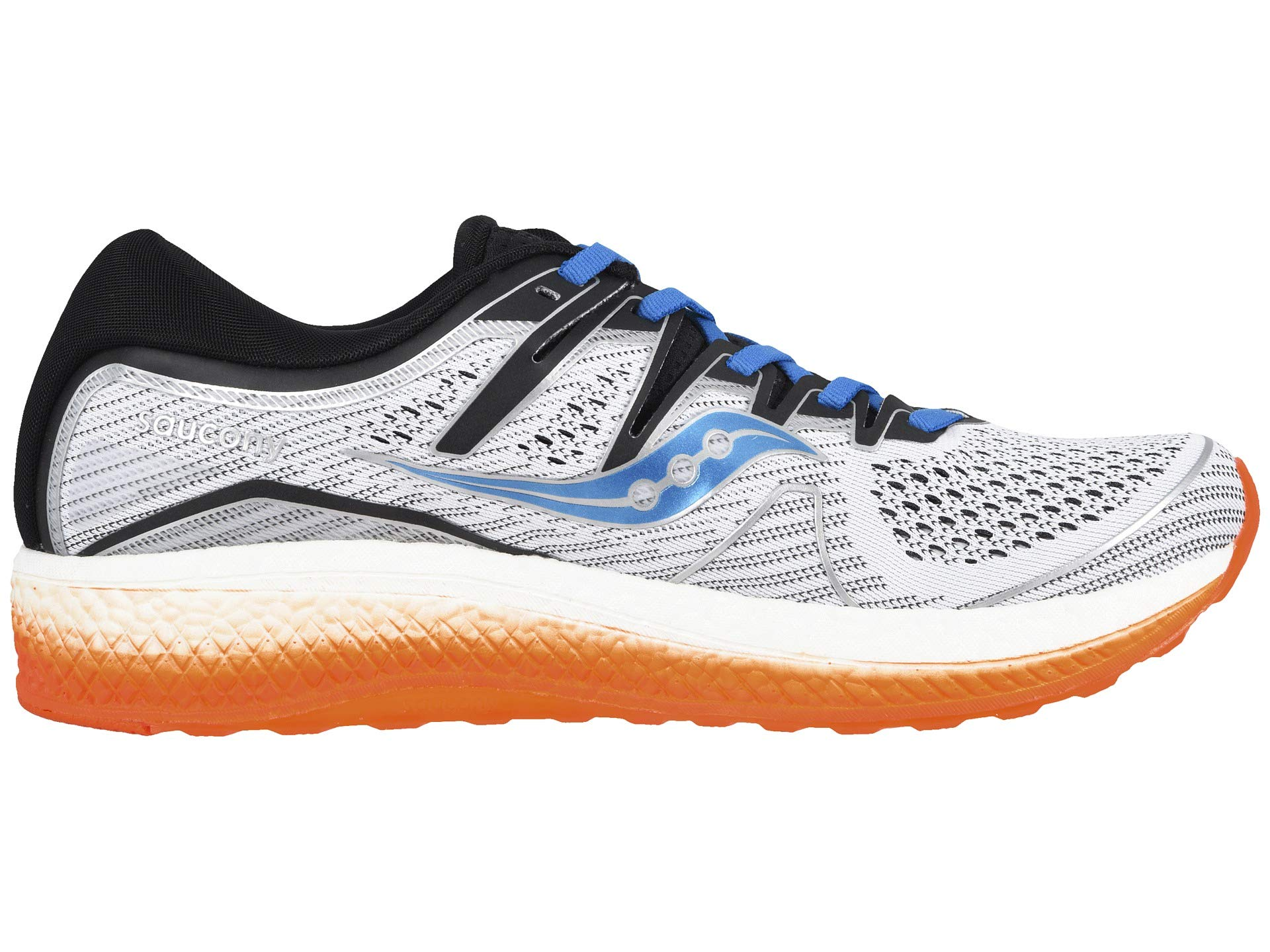 White Iso black 5 Saucony Triumph orange vf6nqqtO