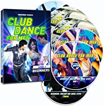 Club Dance For Men Level 1: Beginner's Rhythm And Basic Steps | Learn How To Dance In A Club Tutorial Program