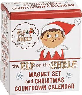 Elf on the Shelf: Magnet Set and Christmas Countdown Calenda