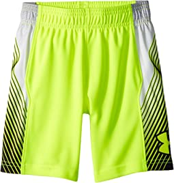 Under Armour Kids Space The Floor Shorts (Little Kids/Big Kids)