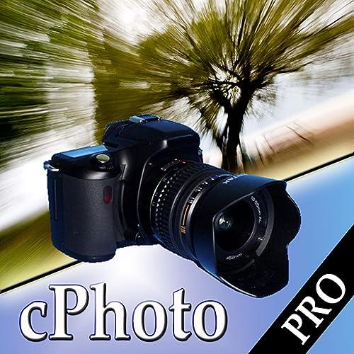 cPhoto Pro – Falle Mit Deinen Selbstgestalteten Fotos Auf und lass Deine Freunde Dich Beneiden