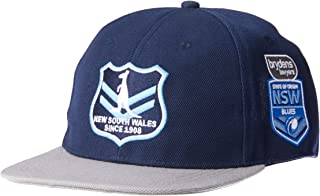 Canterbury Men's NSW Soo Snapback Cap, Navy, One Size
