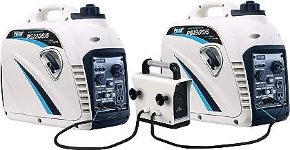 Pulsar GN200KT Inverter Generator Parallel Combo Kit