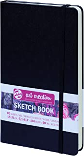 Talens Art Creation Sketch Books with Hard Cover (13 x 21 cm)