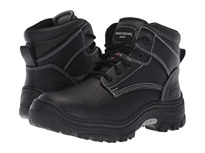 SKECHERS Work Burgin Krabok (Black) Women