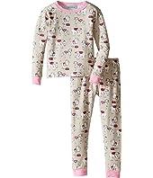 BedHead Kids - Long Sleeve Long Pants Set (Toddler/Little Kids)