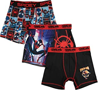 6 pieces Spider Dinosaur Transformer Hero Football School Kid Boy Color Band Briefs COTTON Bikini Panty