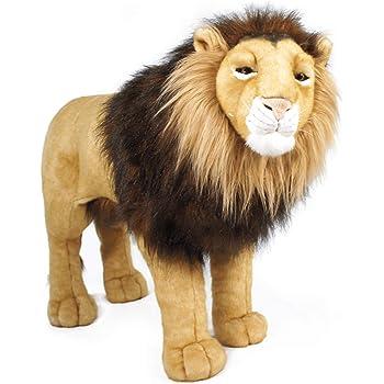 Scary Squeeze Stuffed Animals, Aslan Plush Cheap Toys Kids Toys