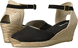 Soludos - Closed-Toe Midwedge 70mm