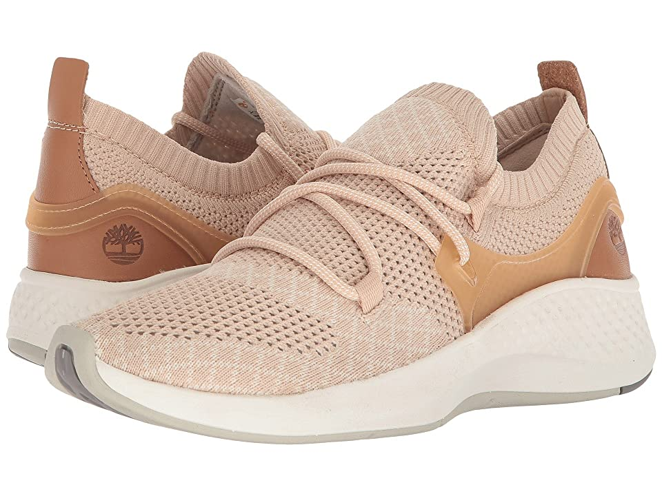 Timberland FlyRoam Go Knit Chukka (Apple Blossom) Women