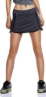 Amazon.es: Gris - Faldas y faldas pantalón / Mujer: Deportes y ...