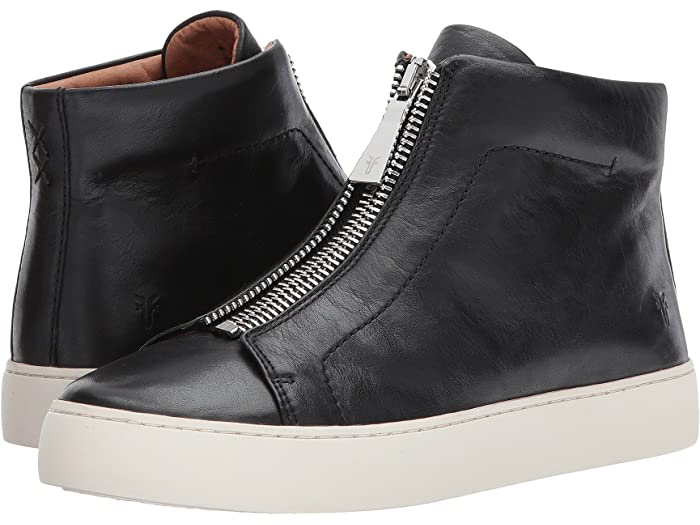 frye zip sneaker