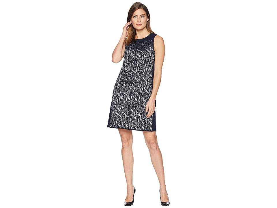 NIC+ZOE On The Go Dress (Multi) Women