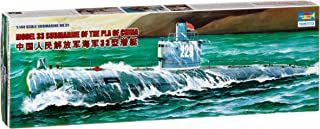 Trumpeter Chinese Mod 33 Medium Size Torpedo Attack Type Submarine (1/144 Scale)
